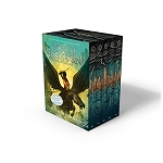 Percy Jackson and the Olympians 1-5 Full Set