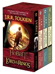 J.R.R. Tolkien 1-4 Full Set: The Hobbit and The Lord of the Rings