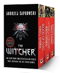 The Witcher Set: Blood of Elves, The Time of Contempt, Baptism of Fire