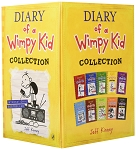 Diary of a Wimpy Kid Collection (Set of 10)