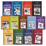 Diary of A Wimpy Kid 1-13 Complete Collection